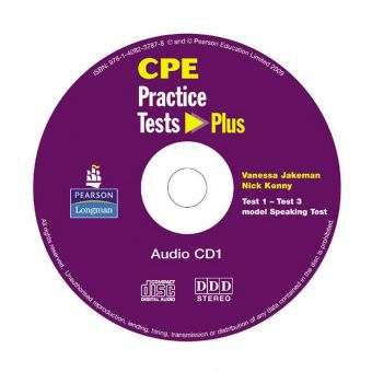 Proficiency Practice Test Plus CDs 1-2