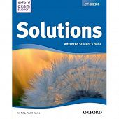 Solutions Second Edition Advanced Student Book