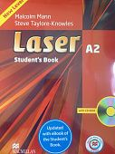 Laser Third Edition A2 Student's Book and CD ROM Pack + MPO + e-book