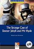Blue Series Classics Level 5 The Strange Case of Dr Jekyll and Mr Hyde + CD