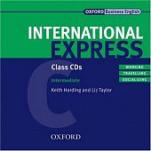 International Express, Interactive Editions Intermediate Class Audio CDs