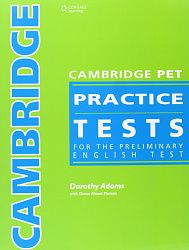 Cambridge PET Practice Tests Student's Book with CD(3)