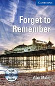 Forget to Remember (with Audio CD)