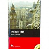 This is London (with Audio CD)