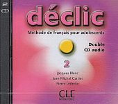 Declic 2 - 2 CD audio collectifs (Лицензия)