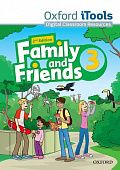 Family and Friends Second Edition 3 iTOOLS