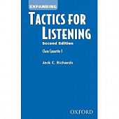 Tactics for Listening Second Edition Expanding Class Cassetes (3)