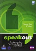 Speakout Pre-Intermediate Flexi Course Book 2 Pack