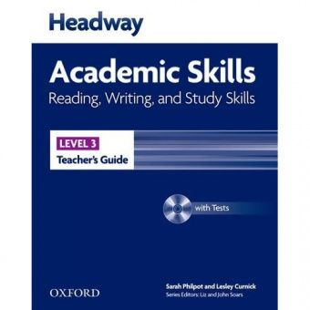 New Headway Academic Skills: Reading, Writing, and Study Skills Level 3 Teacher's Guide with Tests C