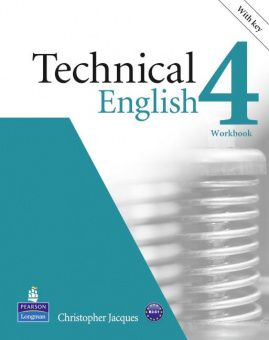 Technical English 4 Workbook with Key and Audio CD