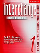 Interchange Third Edition Level 1 Teacher's Resource Book