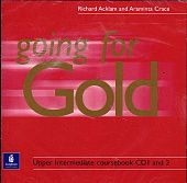 Going for Gold Upper-Intermediate Class Audio CDs (2)