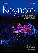 Keynote Upper Intermediate Student's Book with DVD-ROM and Online Workbook Code