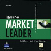 New Market Leader Pre-Intermediate Class CD (2) (Лицензия)