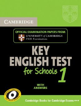 Cambridge KET for Schools 1 Student's Book with answers