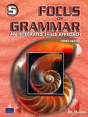 Focus on Grammar 3rd Edition Level 5 Students' Book with Audio CD Package