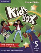 Kid's Box Second Edition 5 Pupil's Book