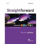 Straightforward (Second Edition) Advanced Class Audio CDs