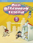 Our Discovery Island Level 5 Student's Book Plus Pin Code