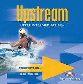 Upstream Upper Intermediate B2+ Student's Audio CD  (set of 2)