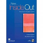 New Inside Out Intermediate Student's Book + CD-ROM Pack + online-code