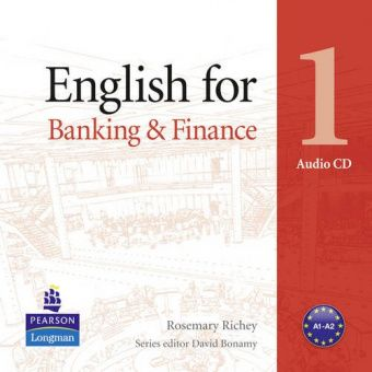 Vocational English Level 1 (Elementary) English for Banking and Finance Audio CD