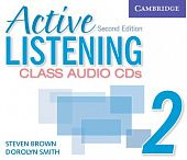 Active Listening 2nd Edition Level 2 Class Audio CD (3)