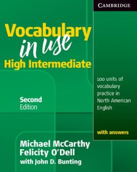 Vocabulary in Use 2nd Edition High Intermediate Student's Book with answers