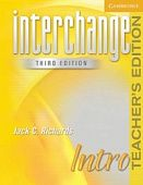 Interchange Third Edition Intro Teacher's Edition