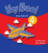 New Way Ahead 4 Story Audio CD (Лицензия)