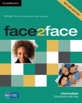 face2face (Second Edition) Intermediate Workbook with Key