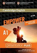 Cambridge English Empower Starter Presentation Plus DVD-ROM