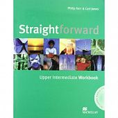 Straightforward Upper Intermediate Workbook Without Key Pack