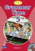 New Grammar Time 5 Student's Book with Multi-ROM