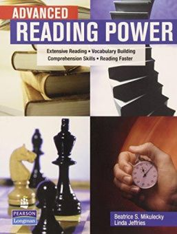 Advanced Reading Power Book