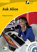 Ask Alice with CD ROM/Audio CD