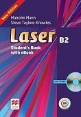 Laser Third Edition B2 Student's Book and CD ROM Pack + MPO + e-book
