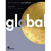 Global Pre-Intermediate Student's Book with eWorkbook Pack