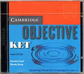 Objective KET Audio CDs (2) (Лицензия)