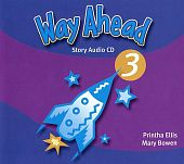New Way Ahead 3 Story Audio CD (2) (Лицензия)