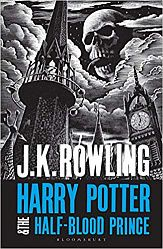 Harry Potter and the Half-Blood Prince (Book 6) - New Adult Cover