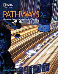 Pathways Second Edition Listening, Speaking 1 Student's Book