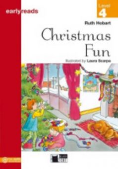 Black Cat Earlyreads Level 4: Christmas Fun