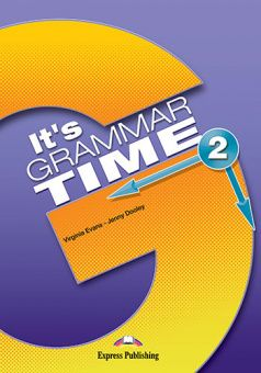 It's Grammar Time 2 Student's Book