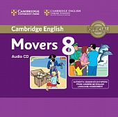 Cambridge Young Learners English Tests Movers 8 Audio CD (Лицензия)