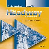 New Headway Pre-Intermediate Class CDs