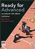 Ready for Advanced 3rd edition Student's Book Without Key + eBook