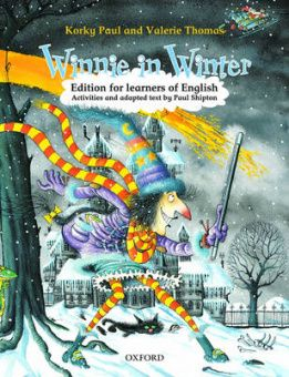 Winnie in Winter: Storybook with Activity Booklet (Paperback)