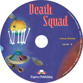 Graded Readers Level 4 Death Squad Audio CD