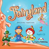 Fairyland 1 Pupil's Audio CD